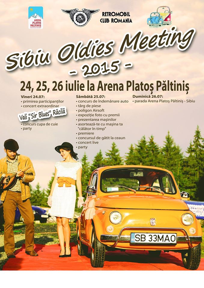Sibiu Oldies Meeting